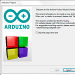 Arduino Project Wizard