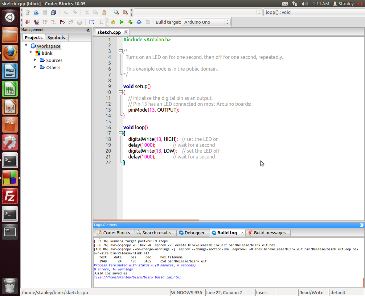 Arduino debugger download